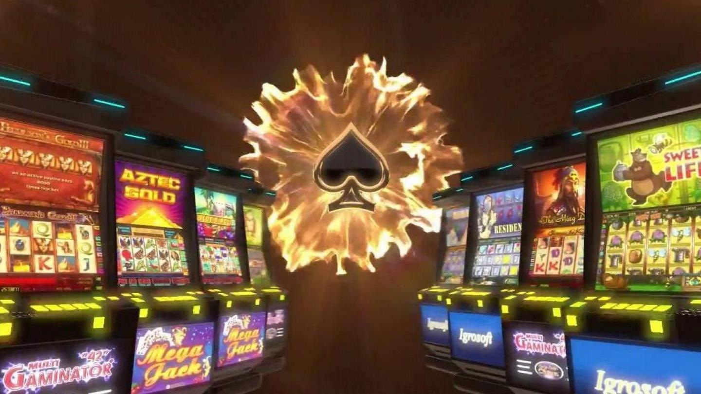 Игровые аппараты на реальные деньги в онлайн-казино Император